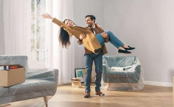 case nuove progettate per vivere bene